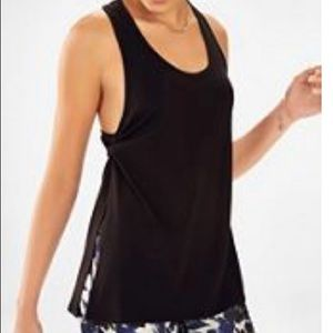 Fabletics Black Tank Top